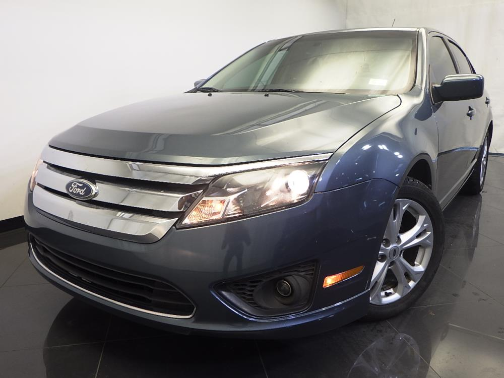 2012 Ford Fusion - 1120125884