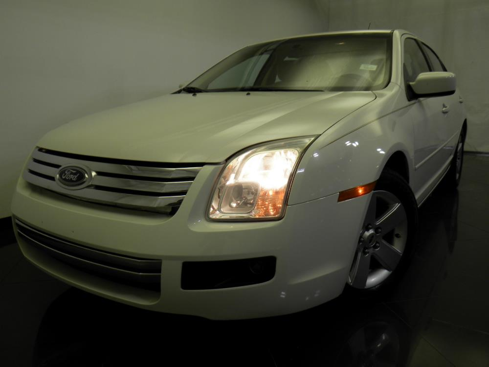2008 Ford Fusion - 1120125961