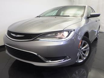 2015 Chrysler 200 - 1120126000