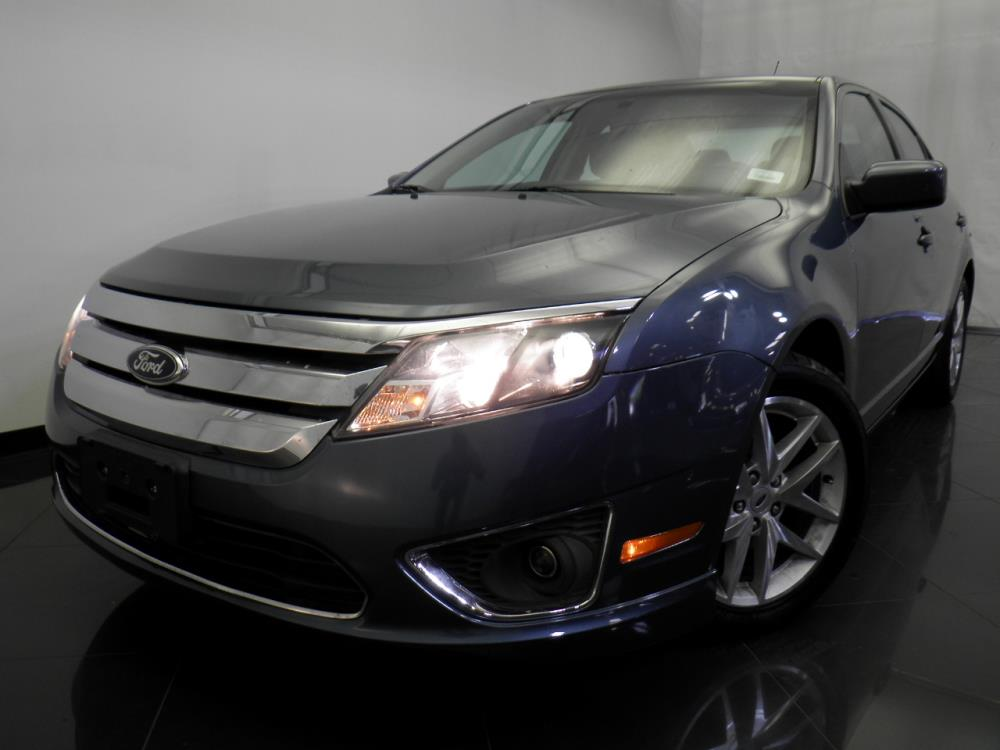 2012 Ford Fusion - 1120126031