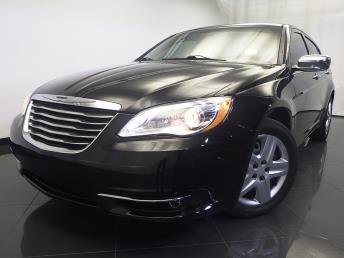2013 Chrysler 200 - 1120126064