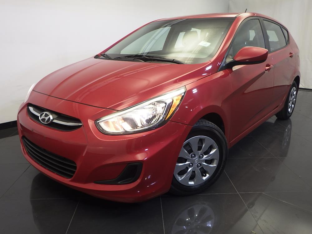 2015 Hyundai Accent - 1120126201
