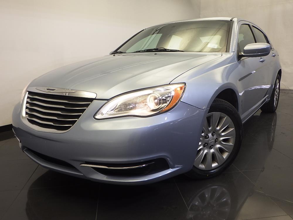 2014 Chrysler 200 - 1120126419