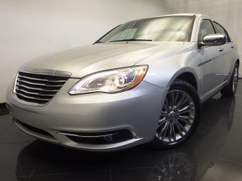2012 Chrysler 200 - 1120126427