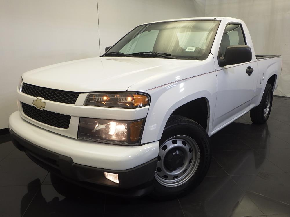 2012 Chevrolet Colorado - 1120126442