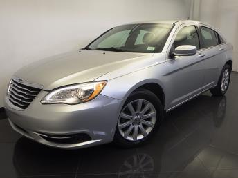 2012 Chrysler 200 - 1120126646