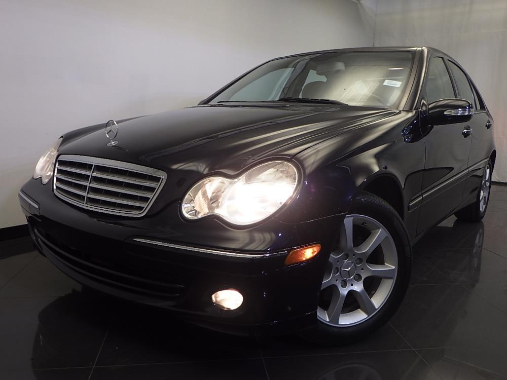 2007 Mercedes-Benz C 280 Luxury 4MATIC - 1120126651