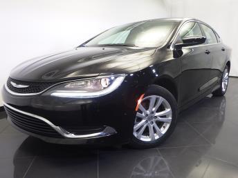 2015 Chrysler 200 - 1120126806