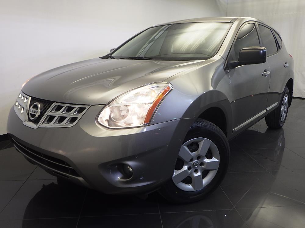2012 Nissan Rogue - 1120127044