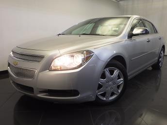 2012 Chevrolet Malibu - 1120127059