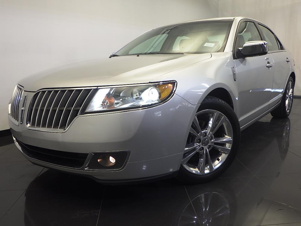 2011 Lincoln MKZ - 1120127211