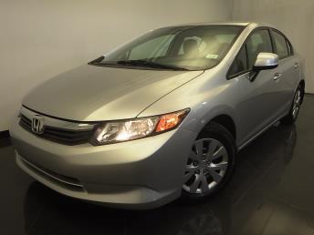 2012 Honda Civic - 1120127261