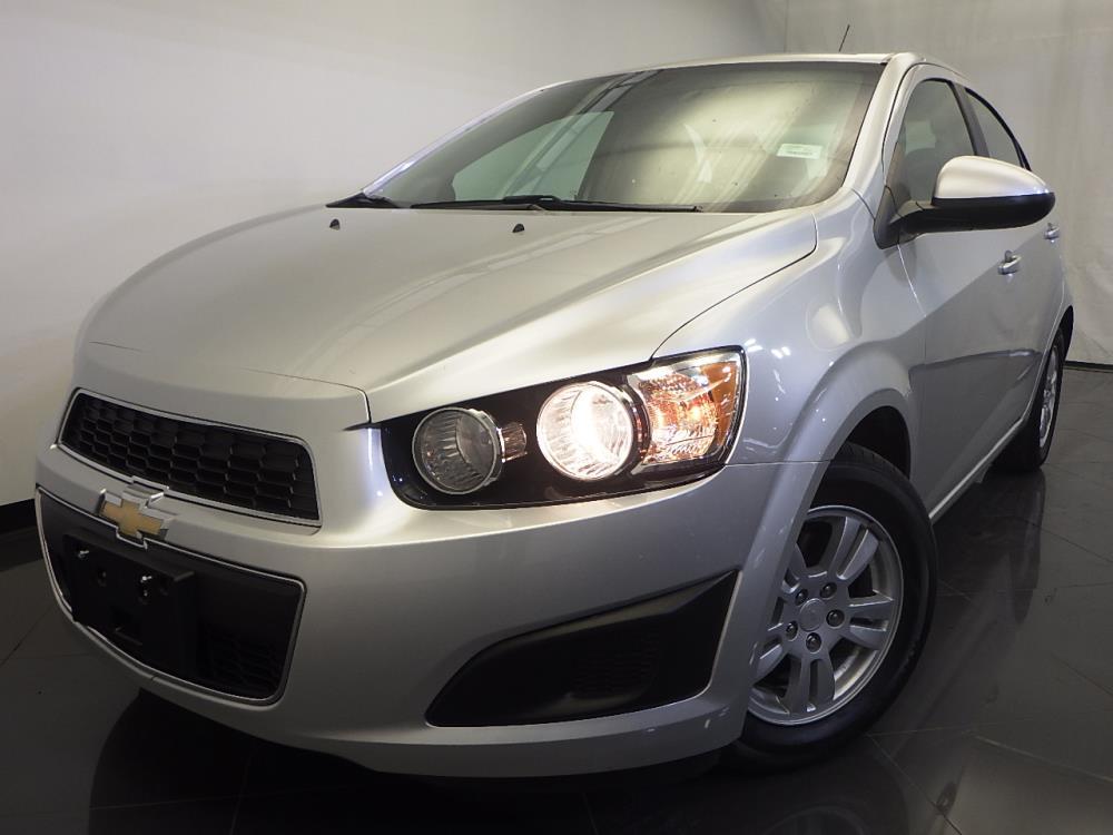 2014 Chevrolet Sonic - 1120127277