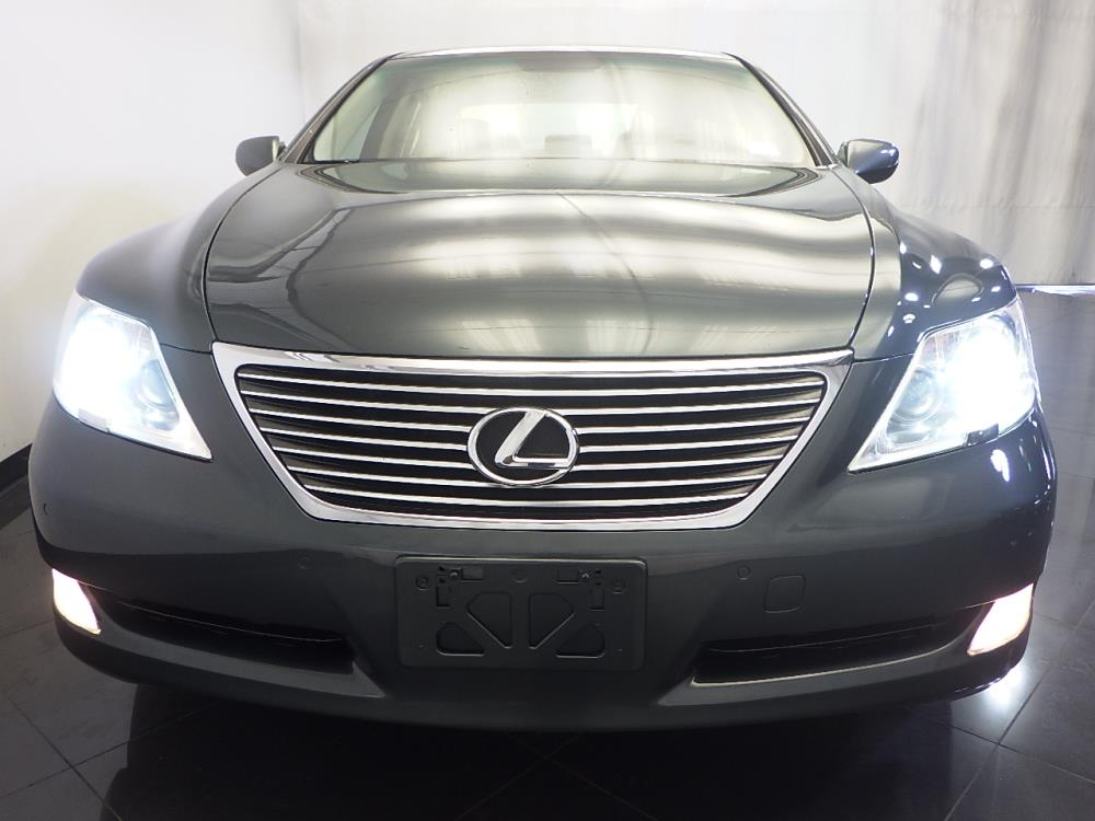 2007 lexus ls 460 for sale in jacksonville 1120127380 drivetime. Black Bedroom Furniture Sets. Home Design Ideas