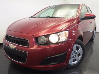 2013 Chevrolet Sonic - 1120127392