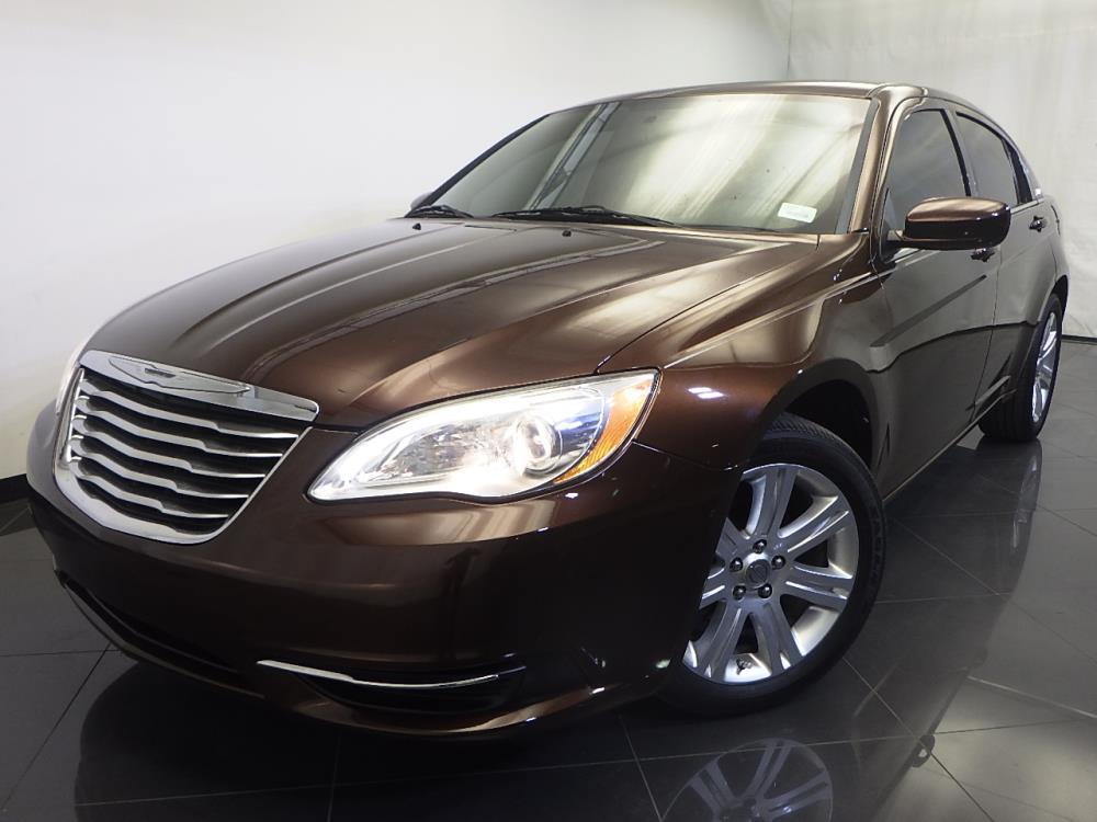 2012 Chrysler 200 - 1120127394