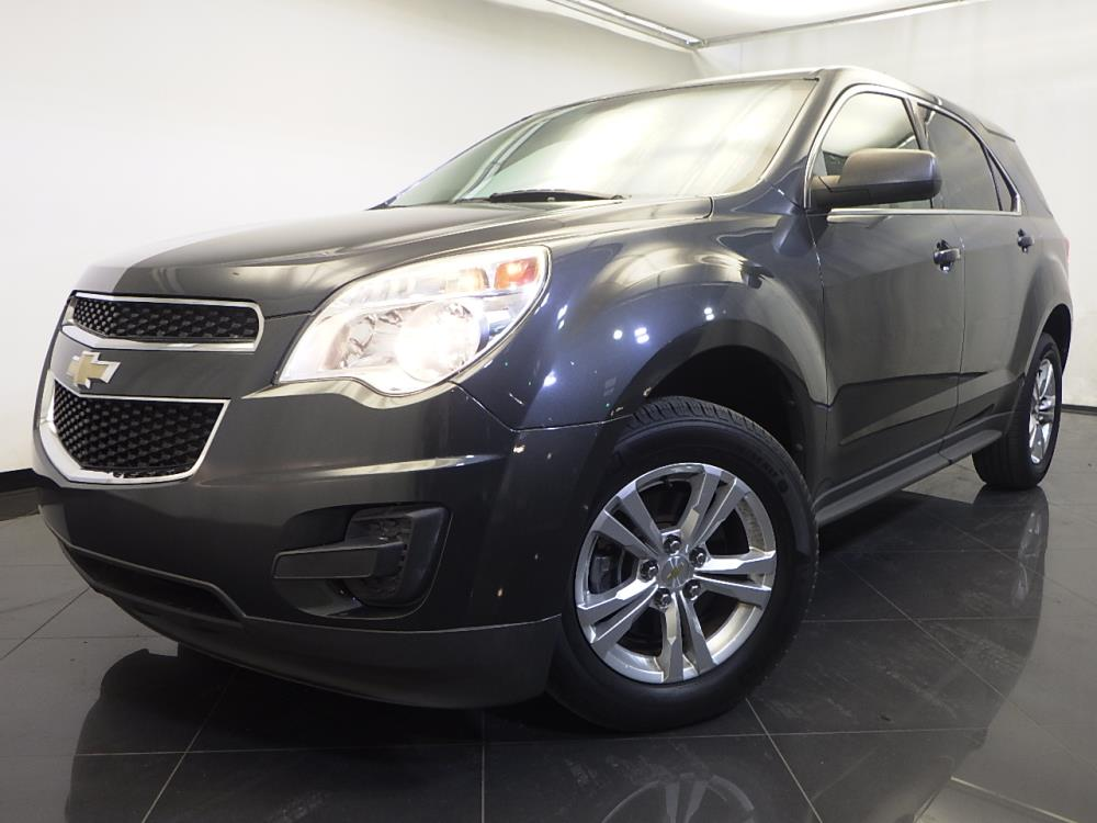 2011 Chevrolet Equinox - 1120127438