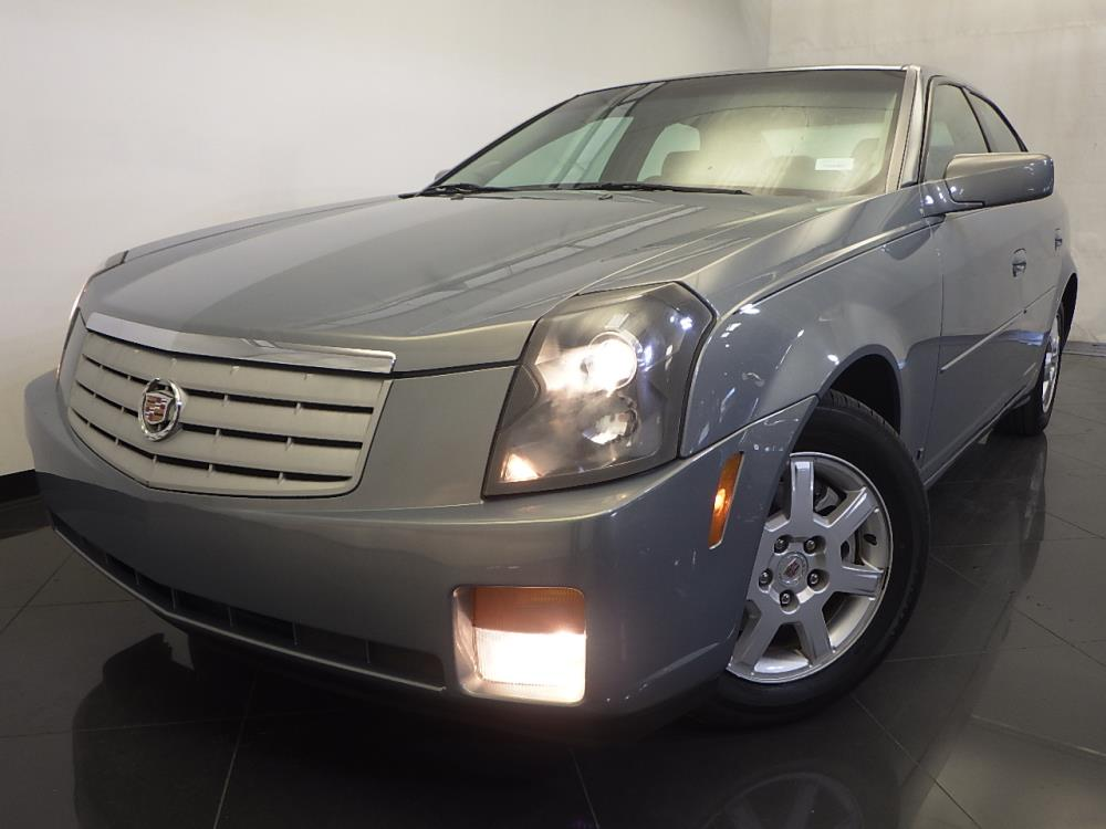 2007 cadillac cts for sale in charlotte 1120127484 drivetime. Black Bedroom Furniture Sets. Home Design Ideas