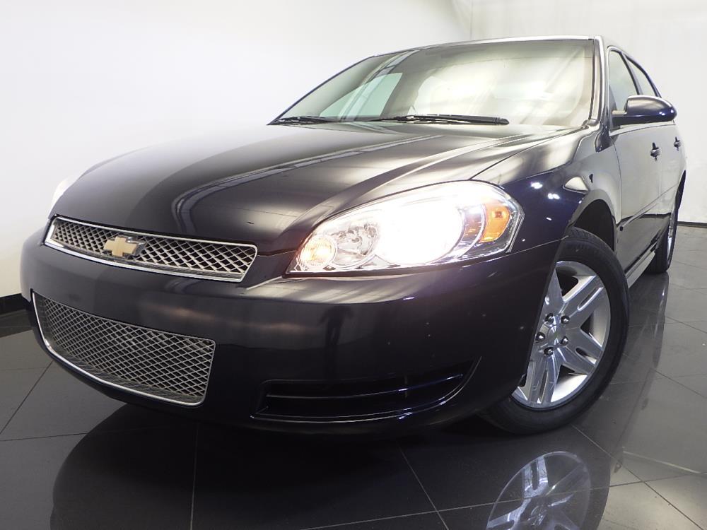 2012 Chevrolet Impala - 1120127564