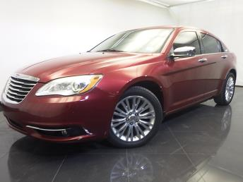 2013 Chrysler 200 - 1120127727