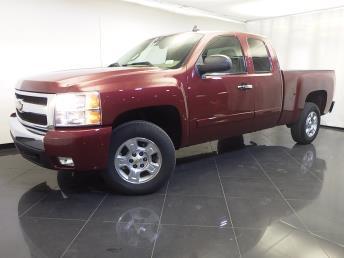 2008 Chevrolet Silverado 1500 - 1120128096