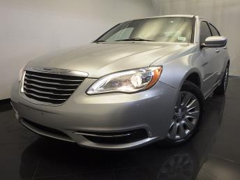2012 Chrysler 200 - 1120128171