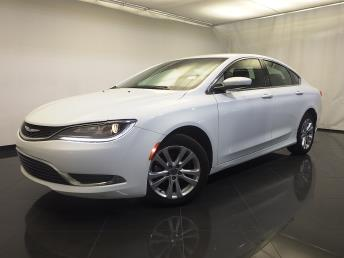 2015 Chrysler 200 - 1120128189