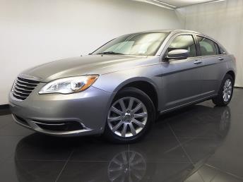 2013 Chrysler 200 - 1120128296