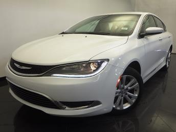 2015 Chrysler 200 - 1120128435