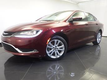 2015 Chrysler 200 - 1120128812