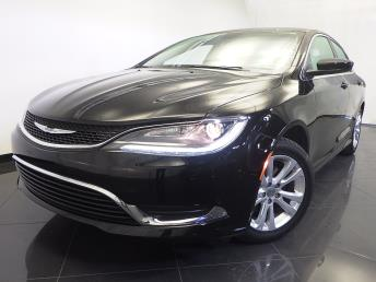 2015 Chrysler 200 - 1120128852