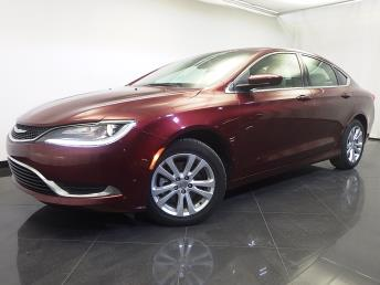 2015 Chrysler 200 - 1120129177