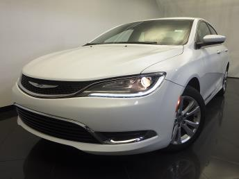 2015 Chrysler 200 - 1120129181