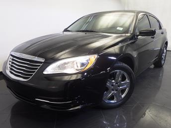 2012 Chrysler 200 - 1120129357