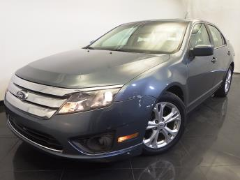2012 Ford Fusion - 1120129662