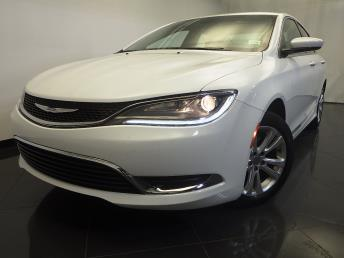 2015 Chrysler 200 - 1120130080