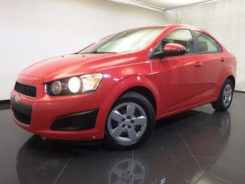 2014 Chevrolet Sonic - 1120130243