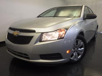 2012 Chevrolet Cruze - 1120130613