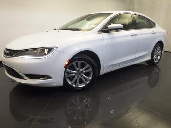 2015 Chrysler 200 - 1120130660