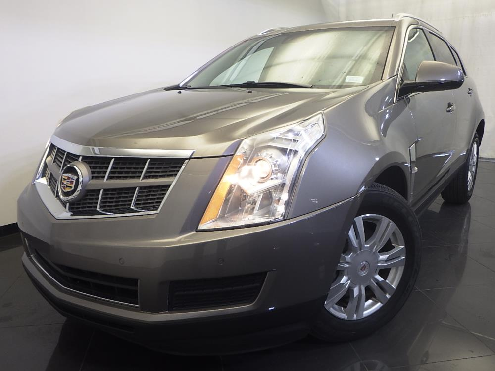 2012 cadillac srx for sale in jacksonville 1120130690 drivetime. Black Bedroom Furniture Sets. Home Design Ideas