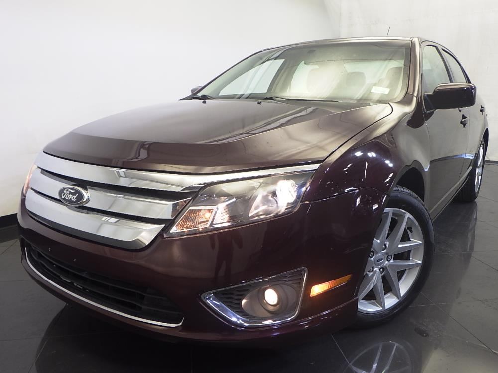 2012 Ford Fusion SEL - 1120131581