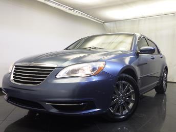 2011 Chrysler 200 - 1120132116