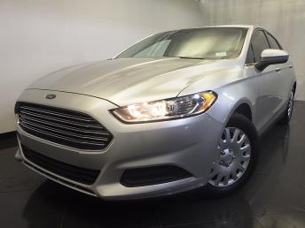 2014 Ford Fusion - 1120132140