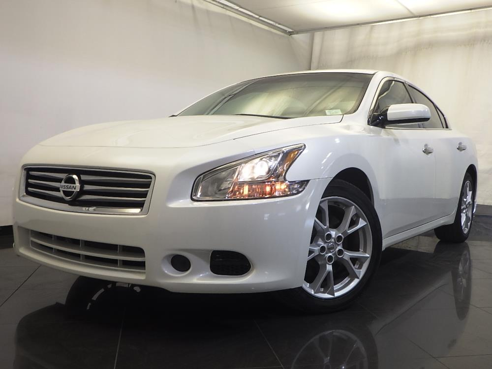 2013 Nissan Maxima For Sale In Jacksonville 1120132554