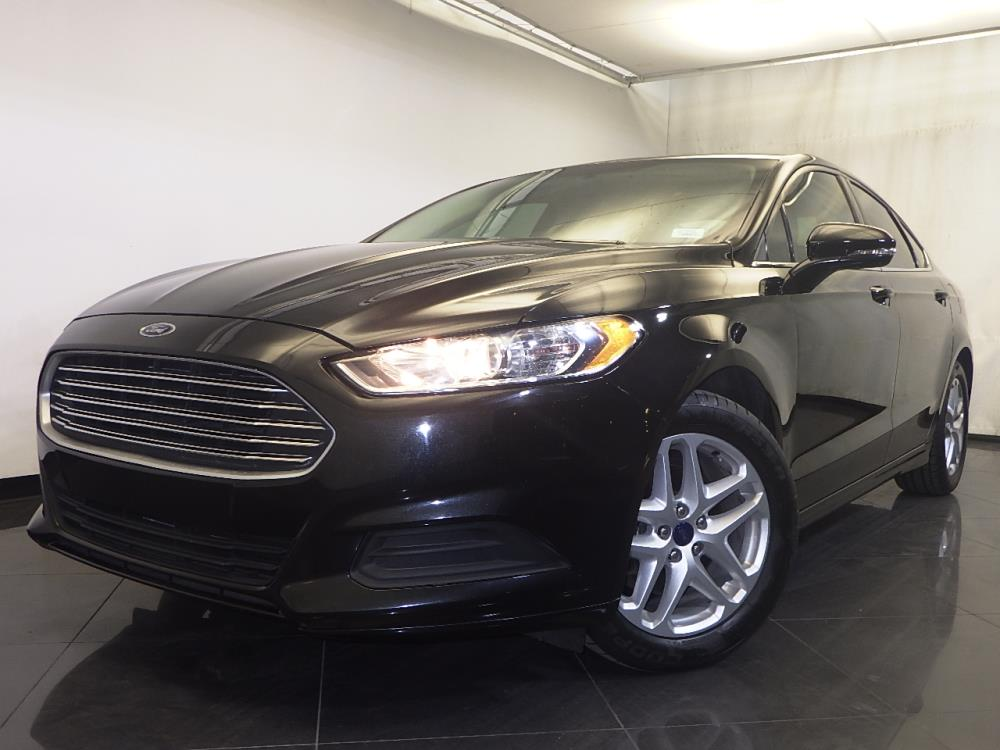 2014 ford fusion for sale in miami 1120132613 drivetime. Black Bedroom Furniture Sets. Home Design Ideas