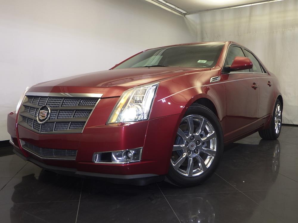 2008 cadillac cts for sale in jacksonville 1120133456 drivetime. Black Bedroom Furniture Sets. Home Design Ideas