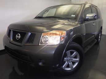 2012 Nissan Armada - 1120133590