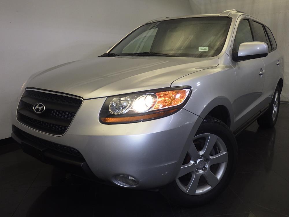 2007 Hyundai Santa Fe - 1120133944