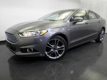 2014 Ford Fusion - 1120133957