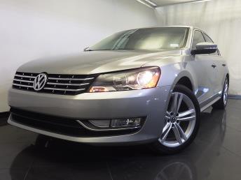 2013 Volkswagen Passat - 1120134062